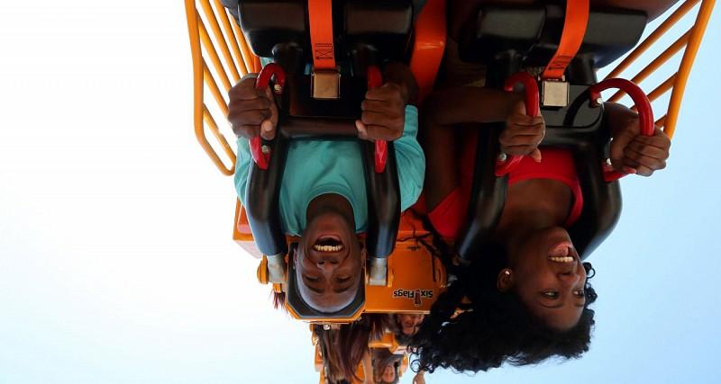 Billet Six Flags Fiesta Texas - Parc d'attractions à San Antonio