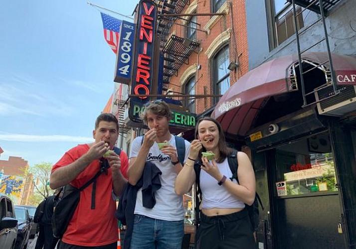 Visita guidata dell'East Village location di film e serie TV
