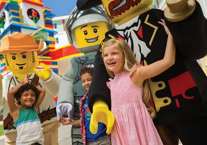 Legoland California ticket - Amusement Park in San Diego