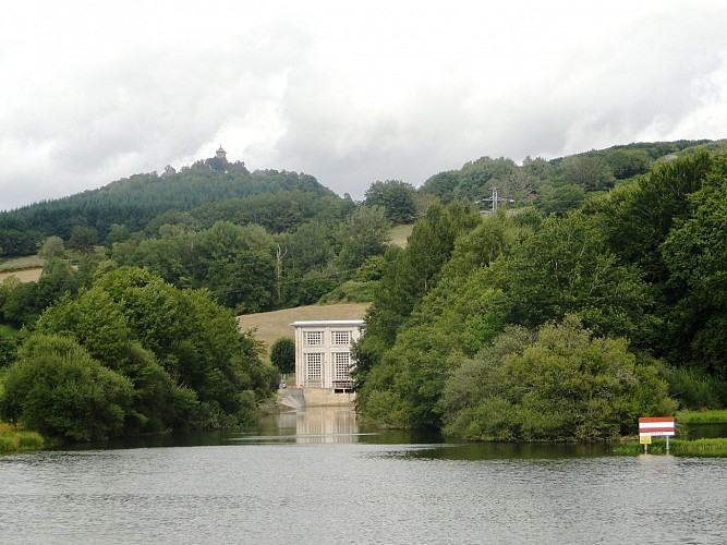 Usine hydroélectrique dAlrance