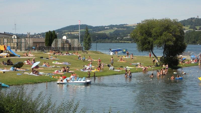 Lac de Villefranche de Panat