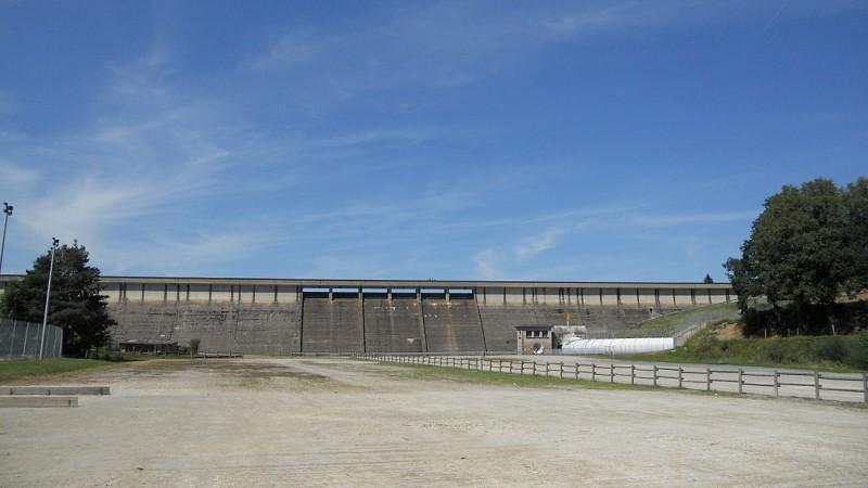 Barrage de Villefranche de Panat