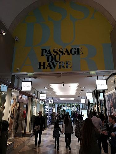 Passage du Havre