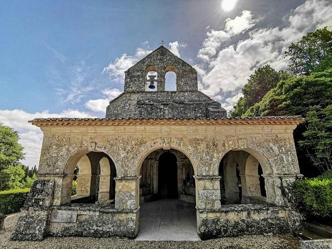 Portail de l'église Sainte-Florence - Sainte-Florence