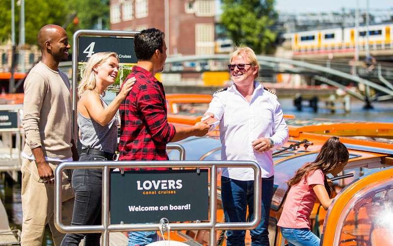 Saver Combo - Canal Cruise & Van Gogh Museum Direct Entry