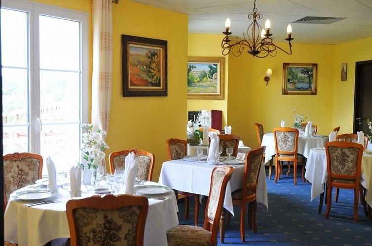 Restaurant La Tour Blanche