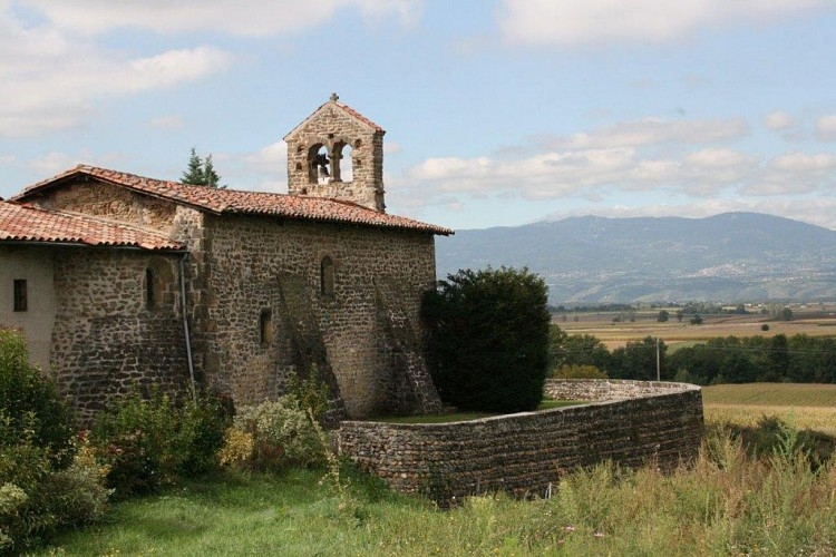 Chapelle Saint-Mamert