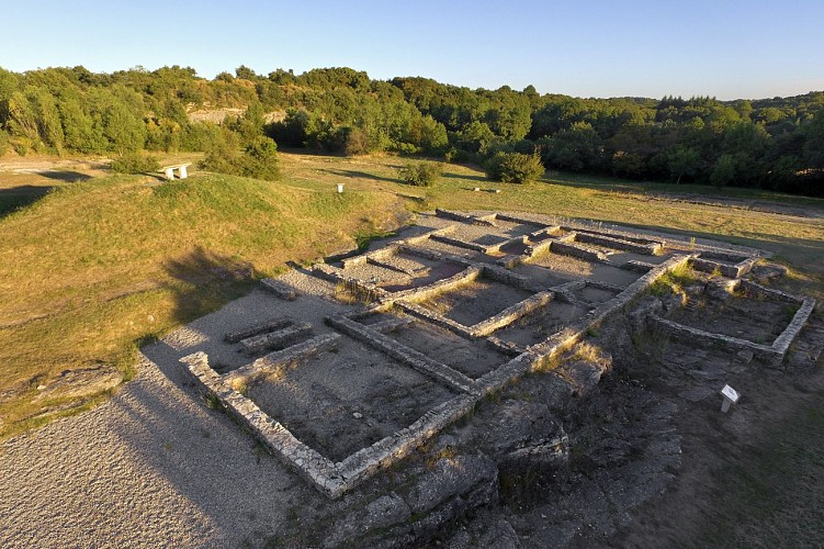 Larina archaeological site