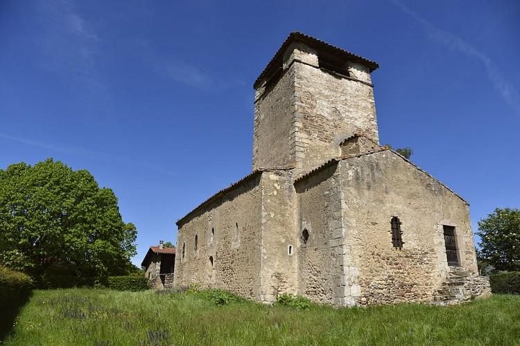 Châteauvieux chapel