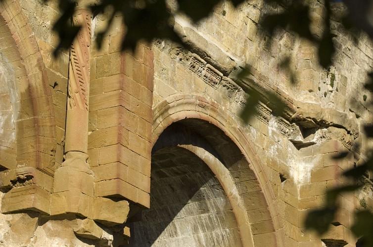 Priorij - Saint-André-de-Rosans