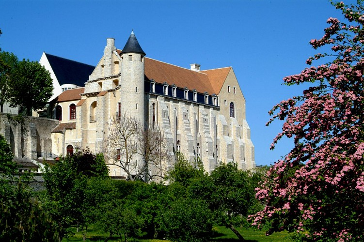 Saint Severin Abbey Château-Landon