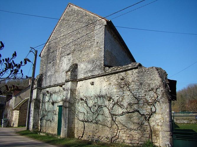 Ancienne Abbaye de Pontfrault