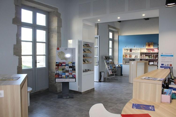 Office de Tourisme Intercommunal du Lautrécois-Pays d'Agout