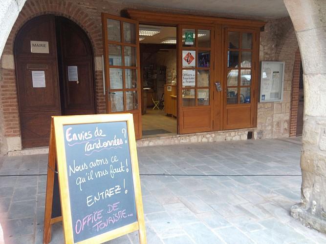 Office de Tourisme - Accueil de Castelnau de Montmiral