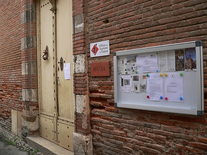 Office de Tourisme - Accueil de Rabastens