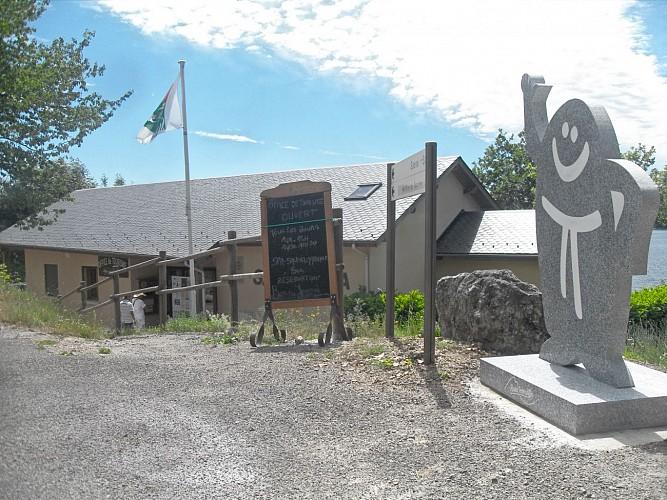 Bureau d'information touristique du lac du Laouzas