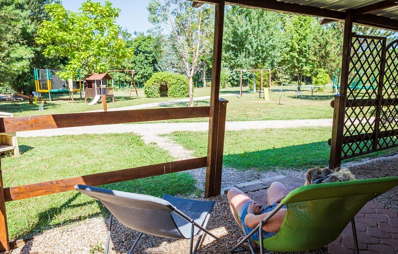 Parc Résidentiel de Loisirs Les Chalets De Fiolles