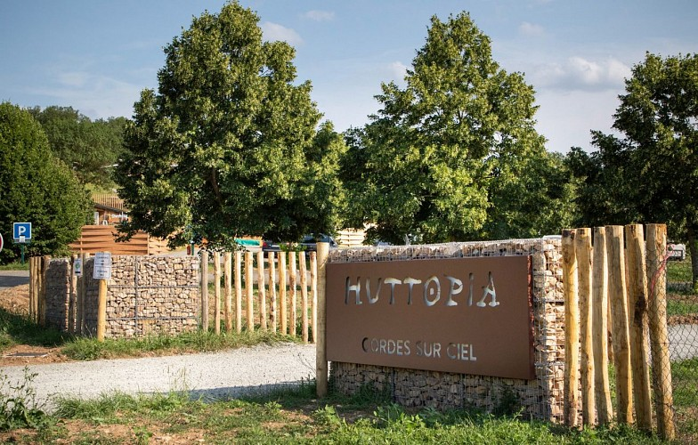 Huttopia Pays de Cordes sur Ciel