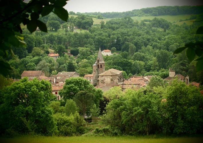 Cité Médiévale de Monestiès