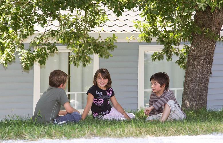 Camping Saint Pierre de Rousieux