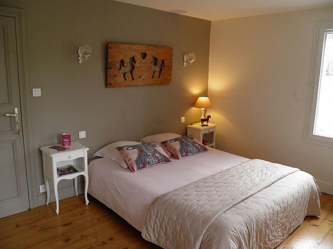 La Tuilarié, écurie et chambres d'hôtes