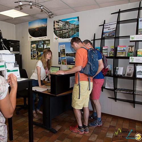 Bureau d'information touristique de Lacaune-les-Bains