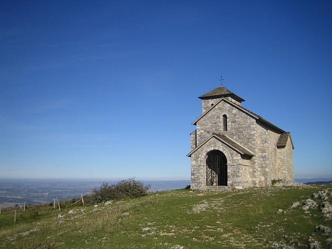 La Capelette de St Férréol