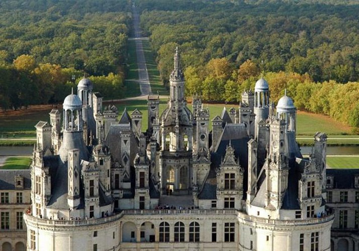 Skip-the-line tickets for the Château de Chambord and its french gardens