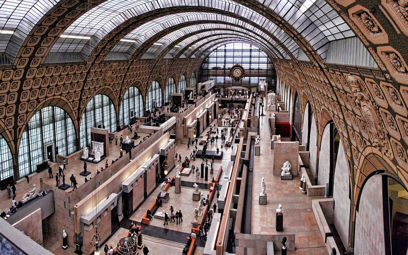 Guided Tour of Musée d'Orsay with Priority Access