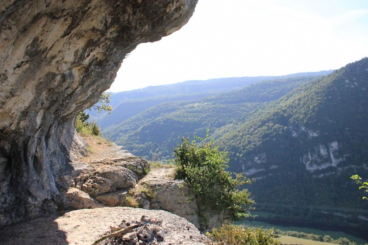 The rocks of the Jardonnet