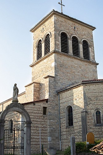 Eglise de Bressolles