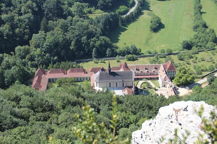 Belvédère de la Tête Beguine (Chartreuse de Sélignac)