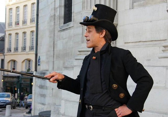 Night-Time Murder Mystery Tour of the Latin Quarter – Tour with clues and actors