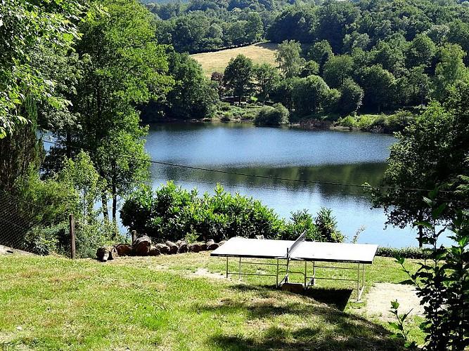 Chalet lac de pannecière 2