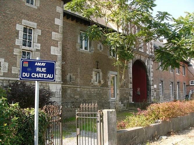 Château-ferme d'Ampsin