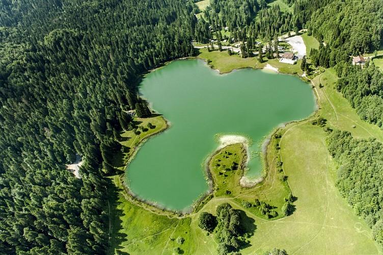 Lac Genin, ENS de l'Ain