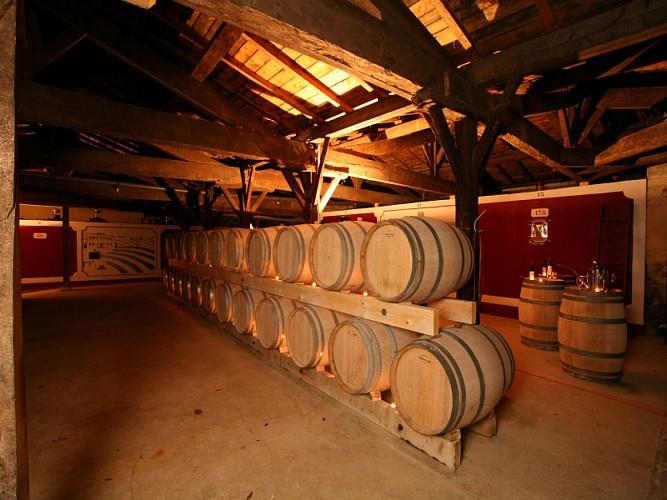 Château Lamothe Lansac vin château 800x600