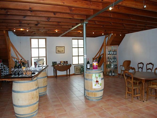 Château Lamothe vin Lansac 800x600
