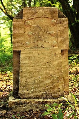 Stèle comémorative, guerre 14-18