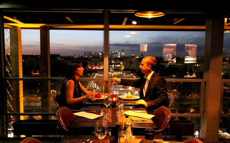 Dinner at the Eiffel Tower, Seine Cruise and Moulin Rouge Show