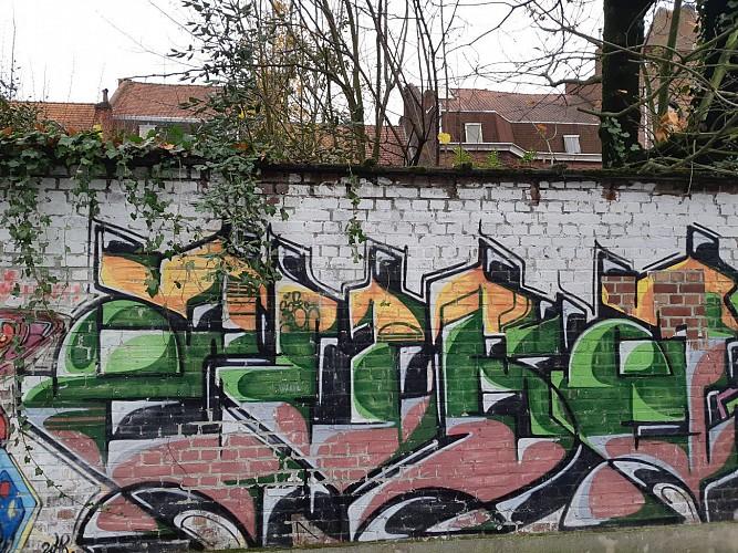 ESA, Mur de Graff