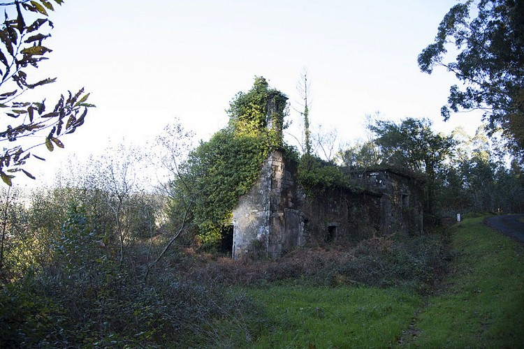 Antigua Igrexa de Doso