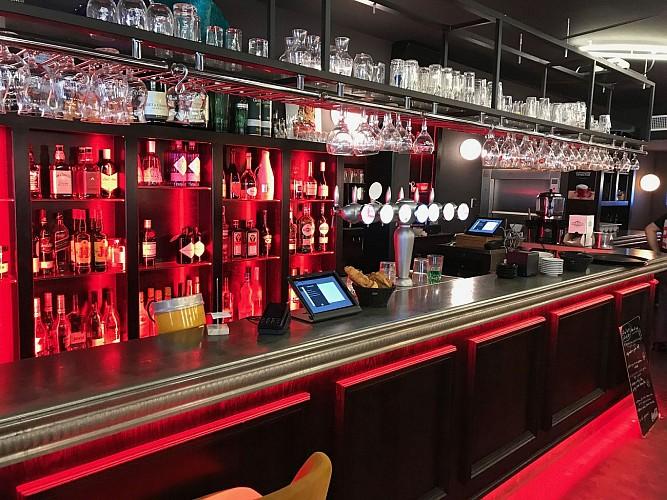Le Georges Biarritz bar3