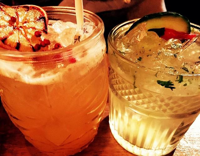 Restaurant Big Mama - Pau - cocktails