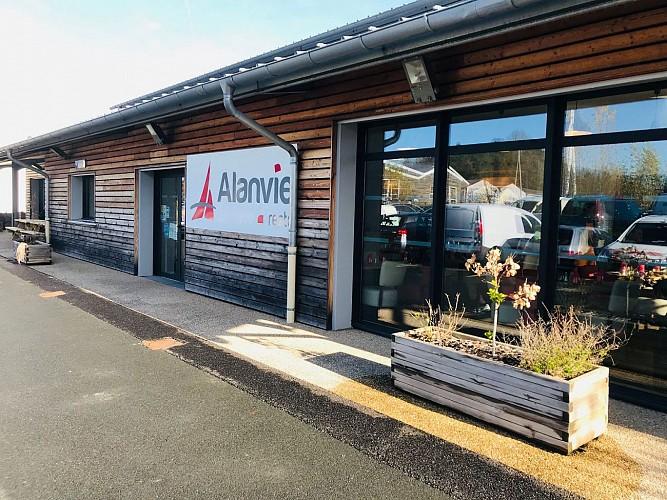 Alanvie Biarritz Devanture2