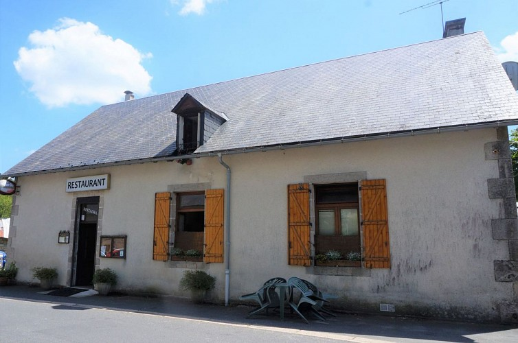 Restaurant 'Chez Monique'