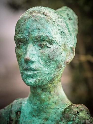 Escultura La Peregrina
