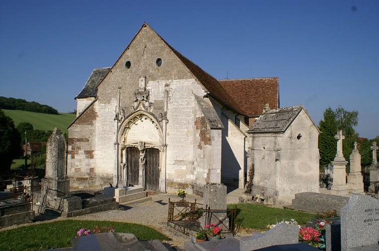 Eglise de l'Assomption de la Vierge