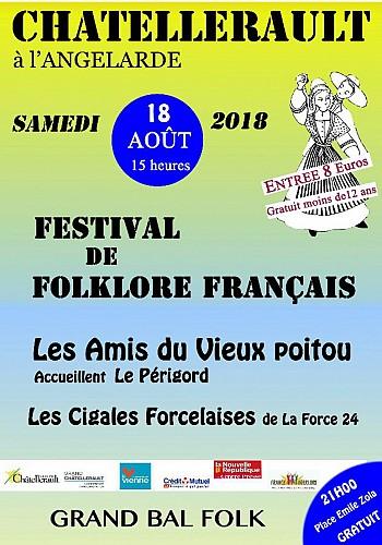 Festival des Amis Du Vieux Poitou