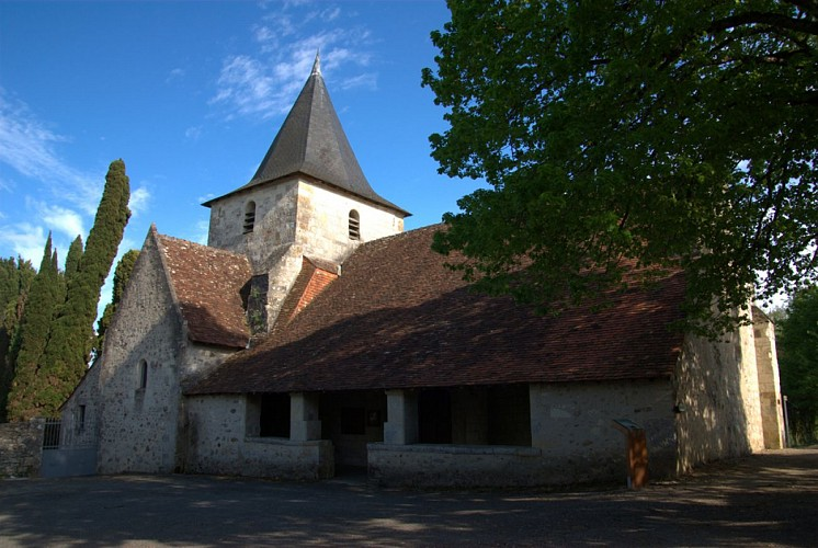 Les églises accueillantes